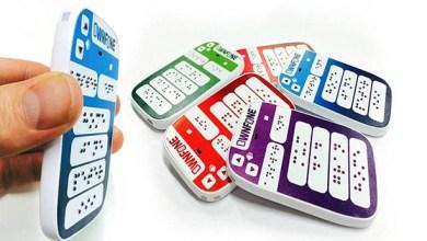 Photo of Primeiro celular em braille do mundo é lançado com preço popular