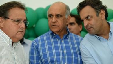 Photo of Aécio diz que Paulo Souto e Geddel representam o novo projeto para a Bahia