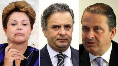 Photo of Ibope aponta que Dilma cresceu 3 pontos; Aécio e Eduardo Campos também elevam percentuais