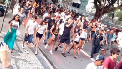 Photo of Copa 2014: Vinte e três manifestantes são presos durante protesto em Salvador