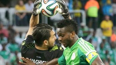 Photo of Copa 2014: Irã e Nigéria ficam no zero a zero e frustram público em Curitiba