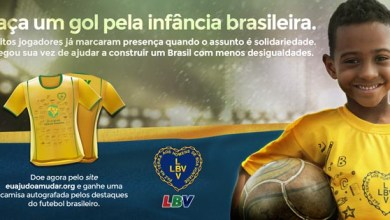 Photo of LBV: Nesta Copa no Brasil, faça um gol pela infância brasileira