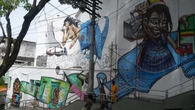Photo of Arte de rua resgata as tradições baianas no Centro Histórico de Salvador