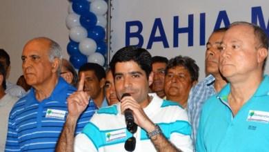 Photo of ACM Neto diz que Paulo Azi herdará seu número de campanha