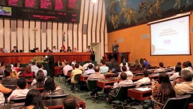 Photo of Marco Legal da Política Territorial é apresentado na Assembleia Legislativa
