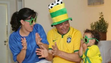 Photo of Rui Costa vibra com a primeira vitória da seleção na Copa