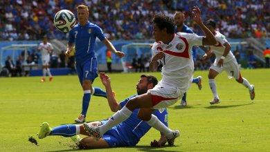 Photo of Copa 2014: Costa Rica volta a surpreender, vence Itália e garante classificação no Grupo D