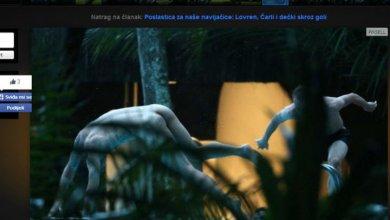 Photo of Jogadores da Croácia são flagrados nus em piscina na Praia do Forte