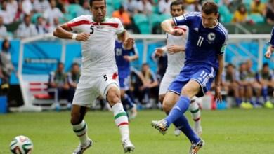 Photo of Copa 2014: Em jogo de quatro gols, Bósnia vence o Irã na Fonte Nova