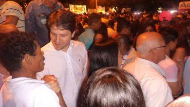 Photo of De licença médica, Luiz Argôlo é visto em festa no interior da Bahia; confira imagens