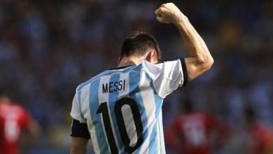 Photo of Messi faz dois gols e Argentina confirma primeiro lugar no Grupo F