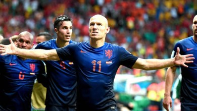 Photo of Copa 2014: Holanda surpreende Espanha com goleada e vinga 2010