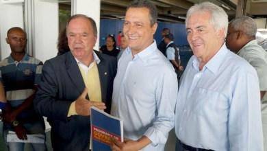 Photo of Rui Costa, João Leão e Otto Alencar visitam três regiões até domingo