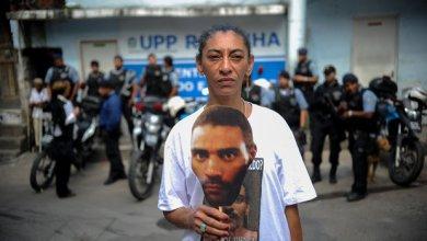 Photo of Desaparecida há dez dias, mulher de Amarildo é encontrada no Rio de Janeiro