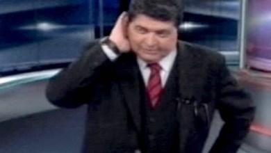 Photo of Apresentador da Bandeirantes paga promessa por vexame do Brasil e aparece de cueca em programa