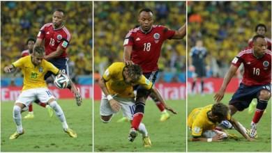 Photo of Fotos: Neymar sofre lesão na coluna e está fora da Copa do Mundo