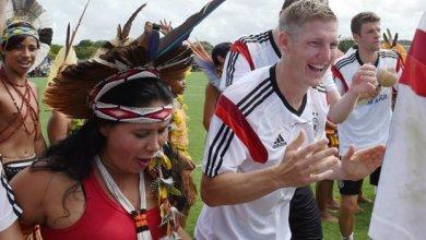Photo of Seleção da Alemanha doa 10 mil euros para índios pataxós