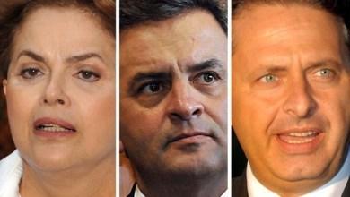 Photo of Candidatos homenageiam Eduardo Campos na estreia da propaganda gratuita no rádio