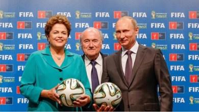 Photo of Copa no Brasil foi um sucesso, diz Blatter ao passar sede à Russia