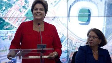 Photo of Dilma defende utilização de rios para escoar produção nacional