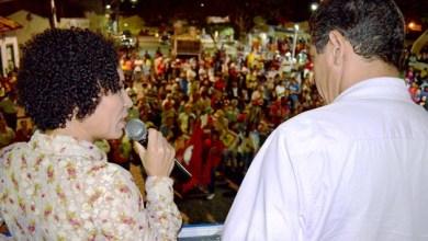 Photo of Chapada: Prefeito Gidu e Lucinha inauguram comitê de Valmir em Boa Vista do Tupim