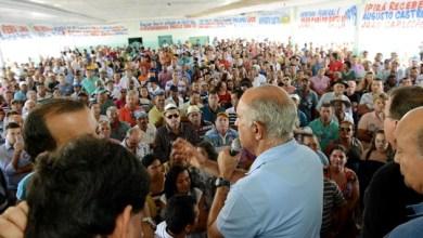 Photo of Paulo Souto recebe apoio de lideranças políticas de Ipirá durante atividade no município