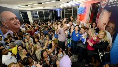 Photo of Chapa da oposição para o governo ganha a força das mulheres