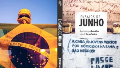 Photo of Livro sobre as manifestações de junho de 2013 é publicado pelo Jornal da Chapada
