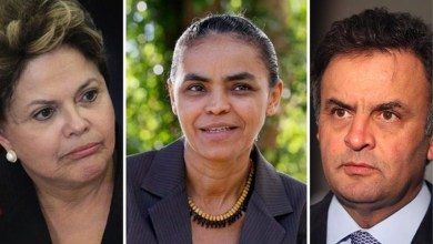 Photo of Datafolha mostra Marina com 34%, Dilma, 34% e Aécio, 15%