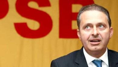 Photo of Candidato à presidência pelo PSB, Eduardo Campos morre em acidente de avião