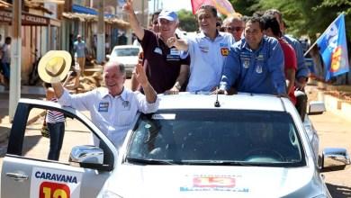 Photo of Chapada: Majoritária do PT realiza comício em Itaberaba e une adversários políticos