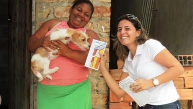 Photo of Chapada: Agentes de saúde de Boa Vista do Tupim fazem caminhada de combate ao calazar