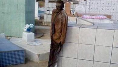 Photo of Bahia: Corpo de homem mumificado é encontrado no cemitério de Poções