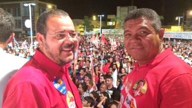Photo of Irecê: Valmir e Jacó defendem crédito rural para produção de alimentos em comício da majoritária