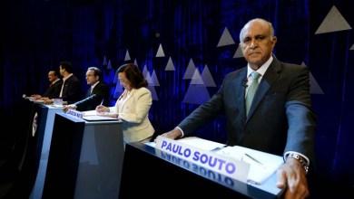 """Photo of Paulo Souto: """"Desviar recursos públicos não é cuidar dos pobres"""""""