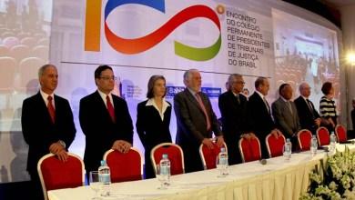 Photo of Presidentes de tribunais de Justiça do Brasil participam de encontro na Bahia