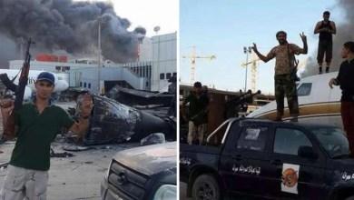 Photo of Rebeldes sequestram aviões na Líbia e EUA temem novo 11/9