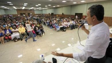 Photo of Rui Costa reúne professores em Salvador e recebe apoio para as eleições