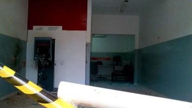 Photo of Caixa eletrônico é explodido na cidade de Canarana e quadrilha foge