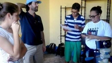 Photo of Chapada: Alunos das Oficinas do Instituto Buriti produzem curtas sobre a história de Seabra