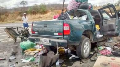 Photo of Chapada: Acidente próximo a Andaraí causa morte e trava BR-242