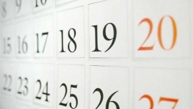 Photo of Baianos terão 16 feriados em 2015; confira calendário aqui