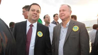Photo of Paulo Azi e Elmar defendem recuperação da economia baiana em encontro com Aécio