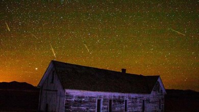 Photo of Liríadas: Chuva de meteoros poderá ser vista no Brasil nesta madrugada