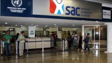 Photo of Chapada: Rede SAC terá atendimento suspenso no feriado de 8 de dezembro em Jacobina