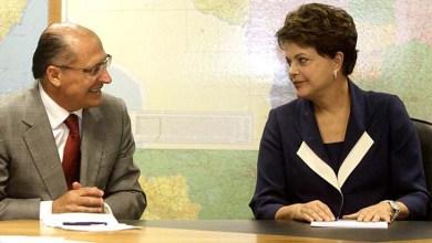 Photo of Alckmin apresenta a Dilma obras para garantir a oferta de água em SP