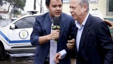 Photo of José Dirceu sai de Penitenciária com tumulto e empurra-empurra