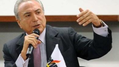 Photo of Michel Temer confirma que PMDB terá candidato à Presidência em 2018