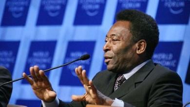 Photo of Pelé elogia reeleição de Blatter à presidência da Fifa