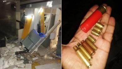 Photo of Chapada: Grupo armado explode caixas eletrônicos e destrói banco em Boninal